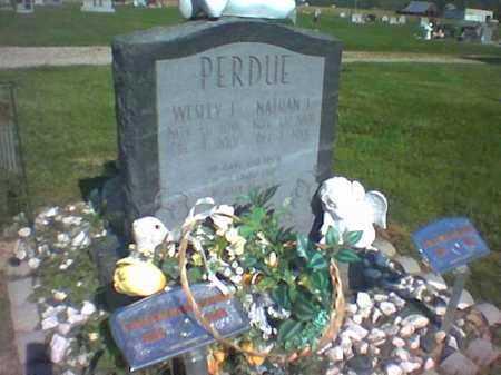 PERDUE, WESLEY JACOB - Ross County, Ohio | WESLEY JACOB PERDUE - Ohio Gravestone Photos