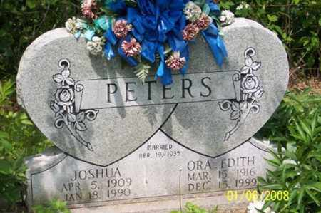 PETERS, JOSHUA - Ross County, Ohio | JOSHUA PETERS - Ohio Gravestone Photos