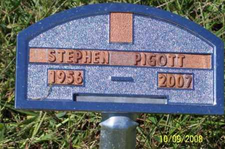 PIGOTT, STEPHEN - Ross County, Ohio | STEPHEN PIGOTT - Ohio Gravestone Photos