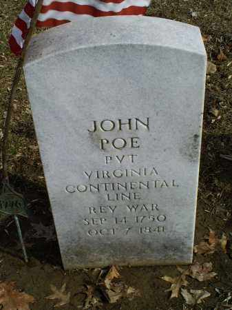 POE, JOHN - Ross County, Ohio | JOHN POE - Ohio Gravestone Photos