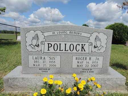 POLLOCK, LAURA - Ross County, Ohio | LAURA POLLOCK - Ohio Gravestone Photos