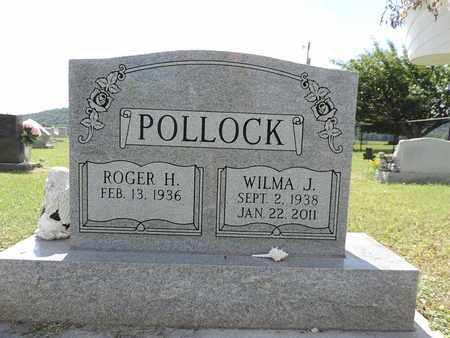 POLLOCK, WILMA J. - Ross County, Ohio | WILMA J. POLLOCK - Ohio Gravestone Photos