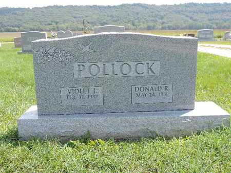 POLLOCK, DONALD R. - Ross County, Ohio | DONALD R. POLLOCK - Ohio Gravestone Photos