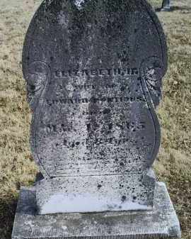 PONTIOUS, ELIZABETH H. - Ross County, Ohio | ELIZABETH H. PONTIOUS - Ohio Gravestone Photos