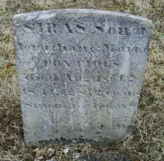 PONTIOUS, SIRAS - Ross County, Ohio   SIRAS PONTIOUS - Ohio Gravestone Photos