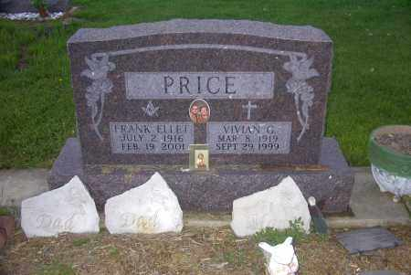 PRICE, VIVIAN G. - Ross County, Ohio | VIVIAN G. PRICE - Ohio Gravestone Photos