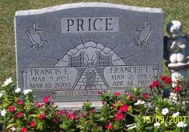 PRICE, FRANCIS F. - Ross County, Ohio | FRANCIS F. PRICE - Ohio Gravestone Photos