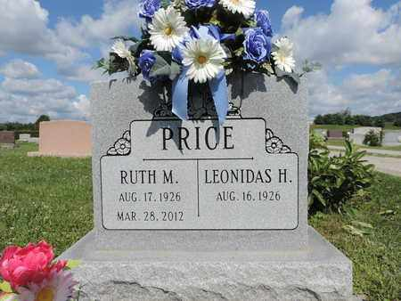 PRICE, RUTH M. - Ross County, Ohio | RUTH M. PRICE - Ohio Gravestone Photos