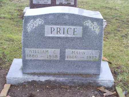 PRICE, WILLIAM C. - Ross County, Ohio | WILLIAM C. PRICE - Ohio Gravestone Photos