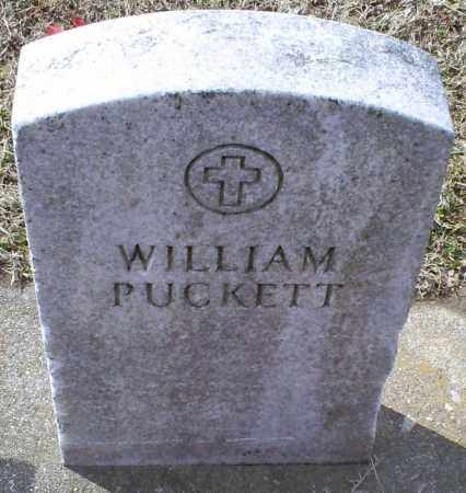 PUCKETT, WILLIAM - Ross County, Ohio | WILLIAM PUCKETT - Ohio Gravestone Photos