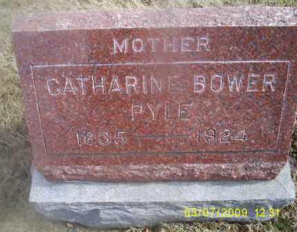 PYLE, CATHARINE - Ross County, Ohio | CATHARINE PYLE - Ohio Gravestone Photos