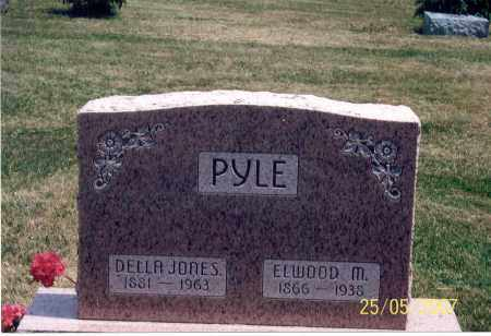 PYLE, ELWOOD M. - Ross County, Ohio | ELWOOD M. PYLE - Ohio Gravestone Photos