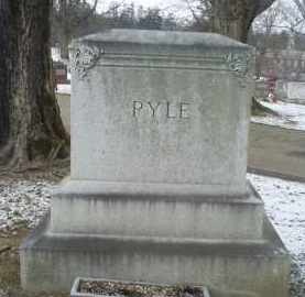 PYLE, MONUMENT - Ross County, Ohio | MONUMENT PYLE - Ohio Gravestone Photos