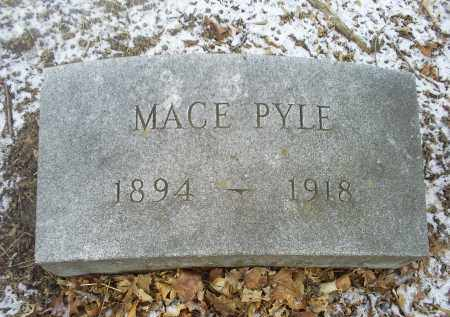 PYLE, MACE - Ross County, Ohio | MACE PYLE - Ohio Gravestone Photos