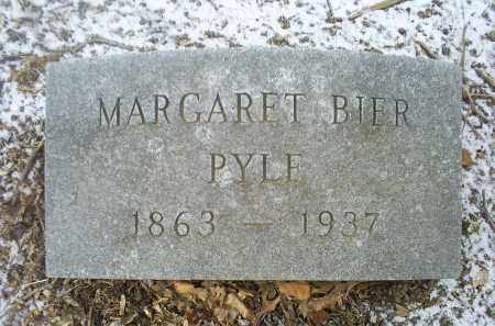 PYLE, MARGARET - Ross County, Ohio | MARGARET PYLE - Ohio Gravestone Photos