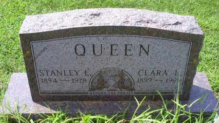 QUEEN, STANLEY L. - Ross County, Ohio | STANLEY L. QUEEN - Ohio Gravestone Photos