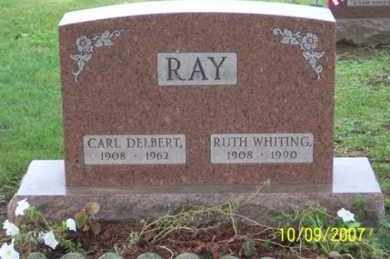 WHITING RAY, RUTH - Ross County, Ohio | RUTH WHITING RAY - Ohio Gravestone Photos