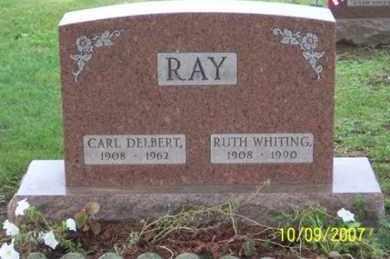 RAY, RUTH - Ross County, Ohio | RUTH RAY - Ohio Gravestone Photos