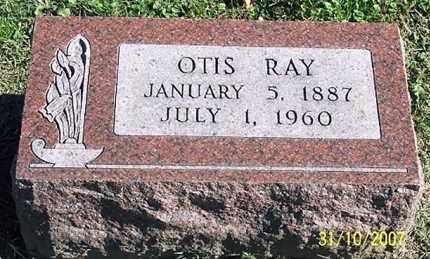 RAY, OTIS - Ross County, Ohio | OTIS RAY - Ohio Gravestone Photos