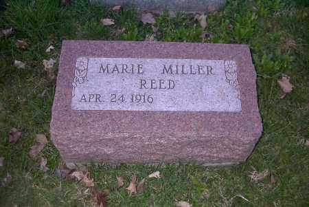 MILLER REED, MARIE - Ross County, Ohio | MARIE MILLER REED - Ohio Gravestone Photos