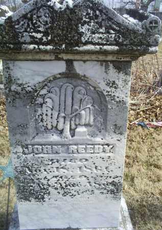 REEDY, JOHN - Ross County, Ohio | JOHN REEDY - Ohio Gravestone Photos