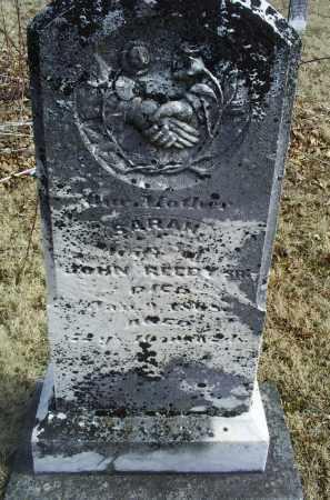 REEDY, SARAH - Ross County, Ohio   SARAH REEDY - Ohio Gravestone Photos