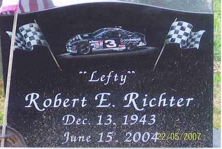 "RICHTER, ROBERT E. ""LEFTY"" - Ross County, Ohio 