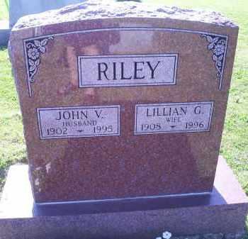 RILEY, LILLIAN G. - Ross County, Ohio | LILLIAN G. RILEY - Ohio Gravestone Photos