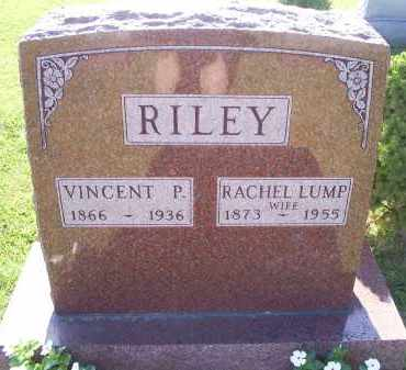 RILEY, RACHEL - Ross County, Ohio | RACHEL RILEY - Ohio Gravestone Photos