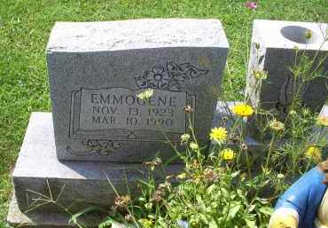 RINEHART, EMMOGENE - Ross County, Ohio | EMMOGENE RINEHART - Ohio Gravestone Photos