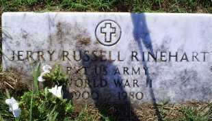 RINEHART, JERRY RUSSELL - Ross County, Ohio | JERRY RUSSELL RINEHART - Ohio Gravestone Photos