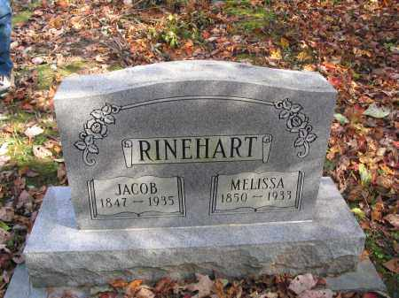 REASTER RINEHART, MELISSA - Ross County, Ohio | MELISSA REASTER RINEHART - Ohio Gravestone Photos