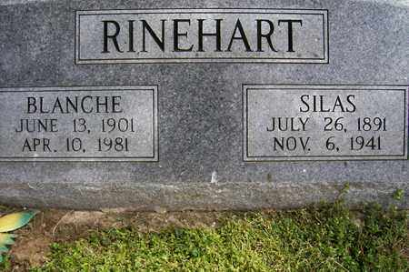 RINEHART, SILAS - Ross County, Ohio | SILAS RINEHART - Ohio Gravestone Photos