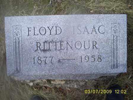 RITTENOUR, FLOYD ISAAC - Ross County, Ohio | FLOYD ISAAC RITTENOUR - Ohio Gravestone Photos
