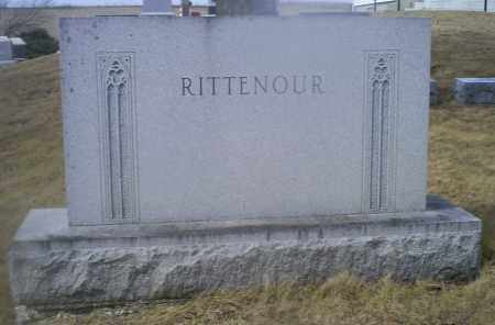 RITTENOUR, MEMORIAL - Ross County, Ohio | MEMORIAL RITTENOUR - Ohio Gravestone Photos
