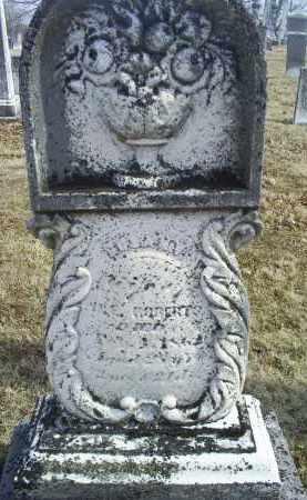 ROBERTS, SUSAN V. - Ross County, Ohio | SUSAN V. ROBERTS - Ohio Gravestone Photos