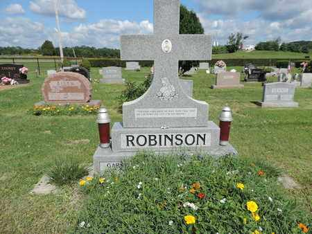 ROBINSON, GARRY E. - Ross County, Ohio | GARRY E. ROBINSON - Ohio Gravestone Photos