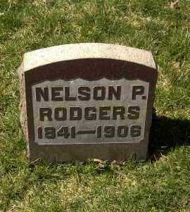 RODGERS, NELSON P. - Ross County, Ohio | NELSON P. RODGERS - Ohio Gravestone Photos