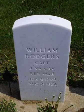RODGERS, WILLIAM - Ross County, Ohio | WILLIAM RODGERS - Ohio Gravestone Photos