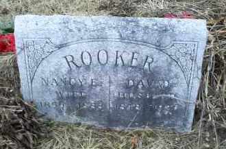 ROOKER, NANCY E. - Ross County, Ohio | NANCY E. ROOKER - Ohio Gravestone Photos