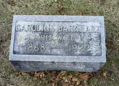 BARNHART ROSS, CAROLINE - Ross County, Ohio | CAROLINE BARNHART ROSS - Ohio Gravestone Photos