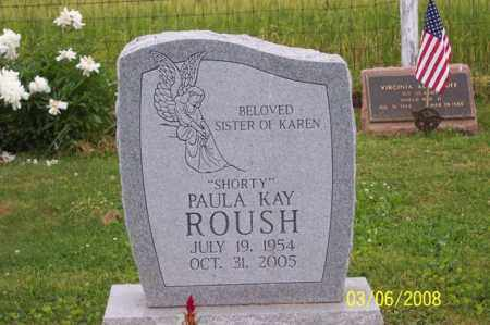 ROUSH, PAULA - Ross County, Ohio | PAULA ROUSH - Ohio Gravestone Photos