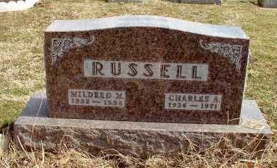 RUSSELL, MILDRED M. - Ross County, Ohio | MILDRED M. RUSSELL - Ohio Gravestone Photos