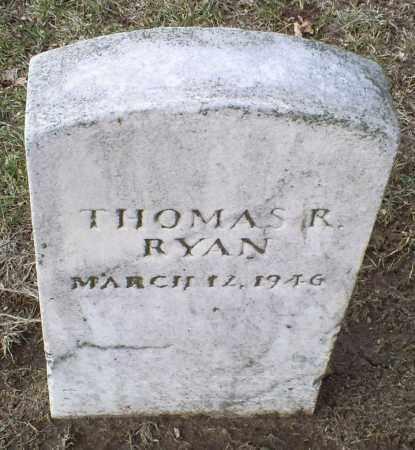 RYAN, THOMAS R. - Ross County, Ohio | THOMAS R. RYAN - Ohio Gravestone Photos