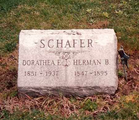 SCHAFER, DORETHA - Ross County, Ohio | DORETHA SCHAFER - Ohio Gravestone Photos
