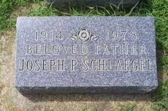 SCHLAEGEL, JOSEPH P. - Ross County, Ohio | JOSEPH P. SCHLAEGEL - Ohio Gravestone Photos