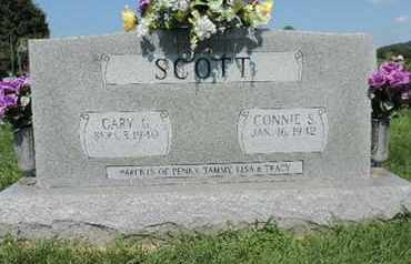 SCOTT, CONNIE S - Ross County, Ohio | CONNIE S SCOTT - Ohio Gravestone Photos