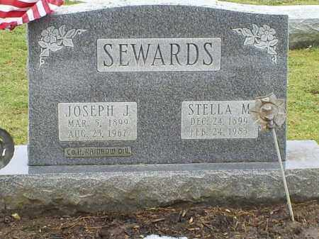 SEWARDS, JOSEPH J. - Ross County, Ohio | JOSEPH J. SEWARDS - Ohio Gravestone Photos