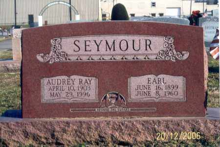 SEYMOUR, AUDREY - Ross County, Ohio | AUDREY SEYMOUR - Ohio Gravestone Photos