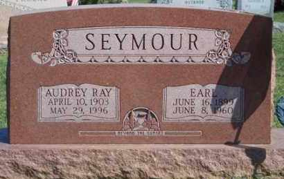 RAY SEYMOUR, AUDREY - Ross County, Ohio | AUDREY RAY SEYMOUR - Ohio Gravestone Photos